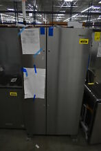 Whirlpool WRS321SDHZ 33  Stainless Side By Side Refrigerator NOB  41290 HRT