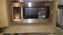 SAMSUNG ME16H702SES 1 6 Cu Ft  Stainless Steel over The Range Microwave