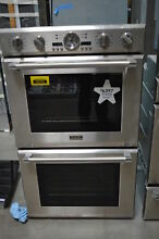 Thermador PODC302J 30  Stainless Double Electric Wall Oven NOB  31019 HRT