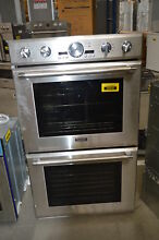 Thermador PODC302J 30  Stainless Double Electric Wall Oven NOB  33299 HRT