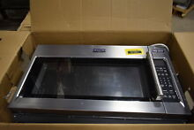 Maytag MMV4206FZ 30  Stainless Over The Range Microwave NOB  37397 HRT