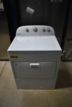Whirlpool WED5000DW 29  White Front Load Electric Dryer NOB  24023 CLW