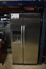 KitchenAid KSC24C8EYY 36  Stainless Side By Side Refrigerator  108 CLW