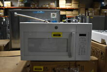 GE JVM6175DKWW 30  White Over The Range Microwave NOB  29767 MAD