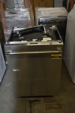 Thermador DWHD860RFP 24  Stainless Fully Integrated Dishwasher NOB  37096 HRT