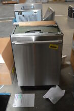 Thermador DWHD860RFP 24  Stainless Fully Integrated Dishwasher NOB  31067 MAD