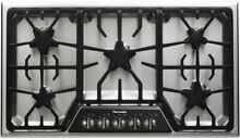 Thermador SGSX365FS 36  Stainless 5 Burner Gas Cooktop NOB  39453 MAD