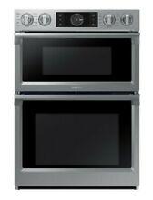 Samsung NQ70M7770DS 30  Stainless Combination Electric Wall Oven