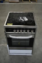 Haier HCR2250AES 24  Stainless Freestanding Electric Range NOB  34168 CLW