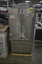 KitchenAid KRFC302ESS 36  Stainless French Door Refrigerator NOB  39334 MAD