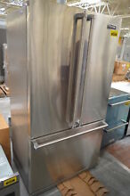 Viking RVRF3361SS 36  Stainless Counter Depth French Door Refrigerator OB  28743