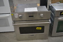 Viking VESO1302SS 30  Stainless Single Electric Wall Oven NOB  35406 HRT
