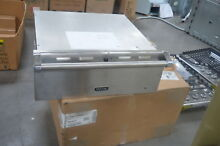 Viking Pro VEWD527SS 27  Stainless Warming Drawer 1 4 Cu Ft  NOB  25616 HL