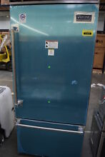 Viking VCBB5363ERSS 36  Stainless Bottom Freezer Refrigerator NOB  30196 HRT