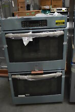 GE JT5500SFSS 29  Stainless Double Wall Oven W  Convection NOB  41832 HRT