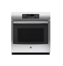 GE JK3000SFSS 27  Stainless Single Electric Wall Oven NOB  41931 HRT