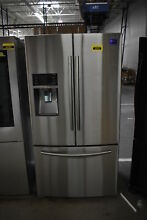 Samsung RF23HCEDBSR 36  Stainless French Door Refrigerator CD  33920 CLN