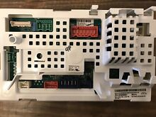 Kenmore Washer Control Board Part  W10296027