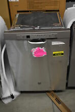 GE Profile PDF820SSJSS 24  Stainless Full Console Dishwasher  41920 CLN