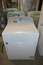 Whirlpool WED4915EW 29  White Front Load Electric Dryer NOB  16858 T2 HRT