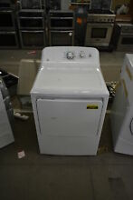GE GTD33EASKWW 27  White Front Load Electric Dryer   41997 HRT