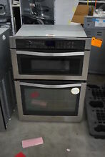 Whirlpool WOC54EC0AS 30  Stainless Microwave Combination Oven NOB  42141 HRT