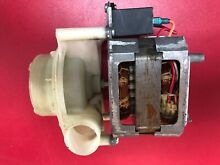 GE DISHWASHER MOTOR   PART 165D8404P001 FREE SHIPPING