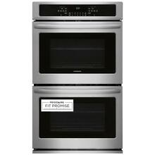 Frigidaire FFET2726TS 27 Double Electric Wall Oven Self Cleaning Stainless Steel