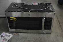 GE JNM7196SKSS 30  Stainless Over The Range Microwave NOB  42383 HRT