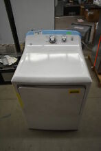 GE GTD33GASKWW 27  White Front Load 7 2 cu ft Gas Dryer NOB  35690 HRT