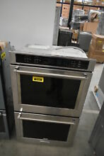 Kitchenaid KODE500ESS 30  Stainless Electric Double Wall Oven  35362 HRT