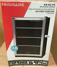 Frigidaire FFBC4622QS Beverage Center 138 Can Fridge Refrigerator PICKUP ONLY