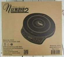 Nuwave 2 Precision Induction Cook Top Model 30151 Never Out Of Box