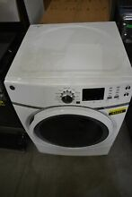 GE GFD45GSSMWW 27  White Front Load Gas Dryer NOB  43323 HRT