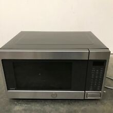 GE Profile Series 1 5 cubic Feet Countertop Convection  Microwave Oven USED GOOD