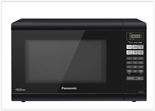 Panasonic Microwave Oven NN SN651B Black Countertop with Inverter Technology and