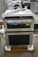 KitchenAid KOCE500ESS 30  Stainless Microwave Combo Oven NOB  43872 HRT