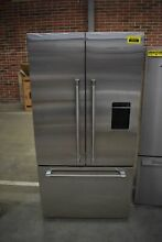 Fisher Paykel RF201ACUSX1N 36  Stainless French Door Refrigerator NOB  43922 HRT