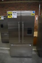Fisher Paykel RF201ACUSX1N 36  Stainless French Door Refrigerator T2  43923 HRT