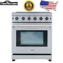Thor 36 Gas Range Cooktop Stove Oven LRG3601U Stainless Steel 6 Burner 2 Year W