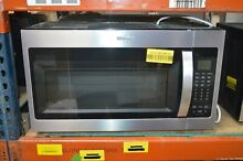 Whirlpool WMH32519HZ 30  Stainless Over The Range Microwave NOB  39160 HRT