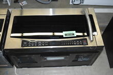 Samsung MC17J8000CS 30  Stainless Over The Range Microwave NOB  33501 CLW