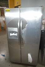 Frigidaire FFSS2615TS 36  Stainless Side by Side Refrigerator NOB  27608 CLW