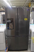Samsung RF263TEAESG 36  Black Stainless French Door Refrigerator NOB  32272 CLW