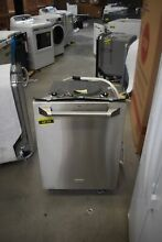 GE Monogram ZDT915SPJSS 24  Stainless Fully Integrated Dishwasher NOB  44149 MAD