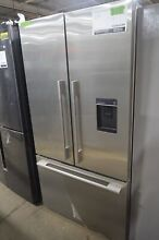Fisher Paykel RF201ADUSX5 36  Stainless French Door Refrigerator  23522 MAD