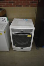 Maytag MGD8200FW 27  White Front Load Gas Dryer NOB  38196 CLW