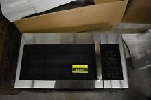 GE JVM6175SKSS 30  Stainless Over The Range Microwave NOB  44505 CLN