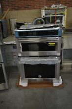 KitchenAid KOCE500ESS 30  Stainless Microwave Oven Combo Wall Oven NOB  44334