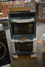 GE Cafe CK7500SHSS 27  Stainless Double Electric  Wall Oven NOB  44484 HRT